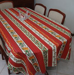 red olive provencal tablecloth